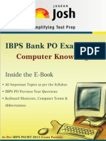 Ibps Bank Po 2013 Computer Knowledge eBook E-book-new on 161013 1