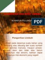 1.-PPT.-KLASIFIKASI-DAN-SIFAT-LIMBAH
