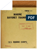 Marine Bayont Training - U.S. Marine Corps March 25, 1965