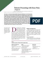 Knee Pain II