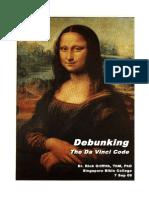 Griffith Da Vinci Code Notes (7 Sep 09 -19 Pp.)
