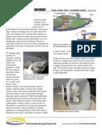 hydroelectric generator