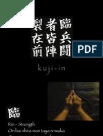 Kuji Kiri Book