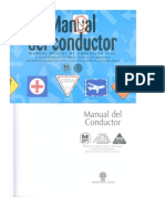 Manual Del Conductor 2013-2014 COSTA RICA