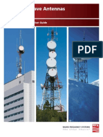 RFS Microwave Antennas Selection Guide