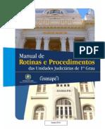 Procedimentos Dos Processos Criminais Tj