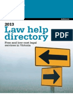 2013 Law Help Directory