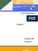 Guia English V