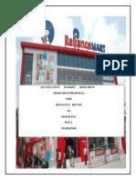 Santosh Eeti 2012PGP108 QMR Assignment