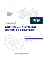 Ageing and Cultural Diversity Strategy
