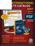 ASTM Standards Catalog