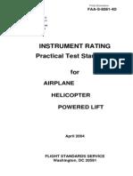 13) PTS - Instrument