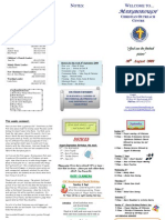 COC Newsletter 300809