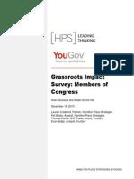 Grassroots Impact Survey