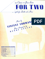 Youmans, Vincent (Arr Henry Levine) - Tea for Two.pdf