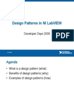 LabVIEW Design Patterns