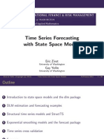 Zivot+Yollin R Forecasting