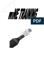 Wine Training