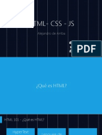 Modulo 1 - HTML Css Js 101