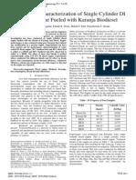 Paper Biodiesel