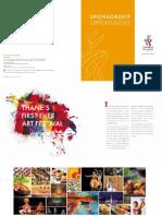 UAFT Sponsorship Booklet