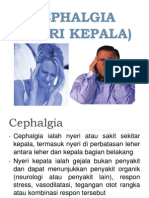 Cephalgia (Nyeri Kepala)
