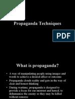 Propaganda Basic