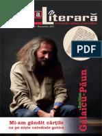Revista Zona Literara Nr 11-12 Noiembrie Decembrie 2013 Net