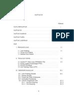 Daftar Isi, Daftar Gambar Dan Daftar Tabel Juga Daftar Lampiran