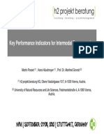 NfM2012 Posset Key Performance Indicators for Intermodal Transportation