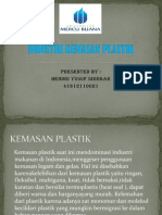 Industri Kemasan Plastik