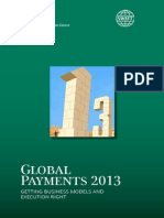 BCG Global Payments Report 2013 Sep 2013