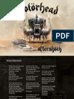Digital Booklet - Aftershock
