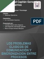 5 1 Problemas Clasicos de Comunicacion y Sincronizacion