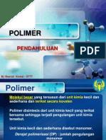 1. pendahuluan polimer