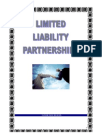 Free e-Book on Limited Liability Partnership - 2005
