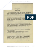 The Machine Age, By Norbert Wiener, 1949