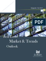 Real Estate Market Outlook (Belgrade)_3Q 2013