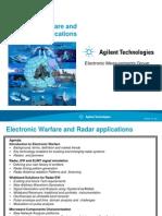 Radar EW Simulation and Analysis