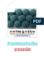 Drogodependencias. Prevencion