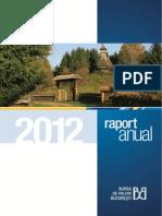 BVB Raport Anual 2012 RO Web