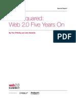 Web2009 Web Squared Whitepaper