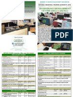 Technology Development Centre BROCHURE