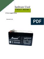 Accelerometer Vehicle
