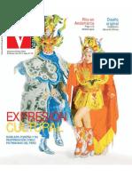 La Diablada, expresión cultural.
