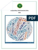 Safeguarding and Child Protection Policy 2013