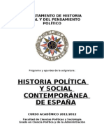 Historia de España (Resúmenes)