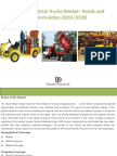 Global Industrial Trucks Market