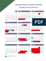 School Term Dates 2013-14