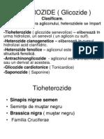HETEROZIDE ( Glicozide )